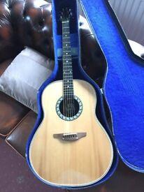 Ovation Matrix Acoustic Guitar