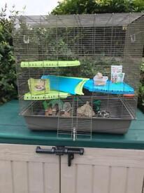Savic small animal cage