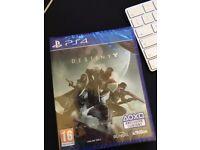 DESTINY PS4 - Sealed + Season Pass DLC Code