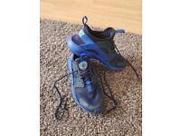 Nike Hurache Dark Blue Size 1.5