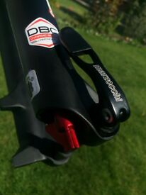 New Marzocchi 320 LR Fork