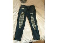 Missguided jeans! Never worn with tags