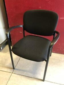 Haworth Guest Chairs with Arms - $49.00