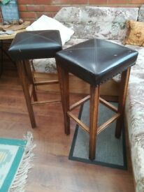 Stools (matching pair)