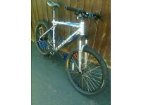 BIKE --GT AVALANCHE 2 -FOR SALE -VERY COOL BIKE -