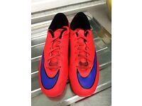 Football boots size 8 £10