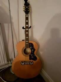 Epiphone EJ-200/N Jumbo Acoustic