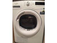 Whirlpool dryer 6th sense
