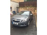 Chevrolet Cruze Automatic, like Audi A4, Ford Mondeo or Vauxhall Vectra or insignia