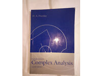 Introduction to Complex Analysis by H. A. Priestley (Paperback, 2003) 9780198525