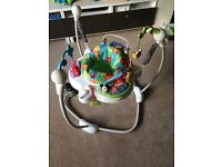Fisher price jumperoo - great condition