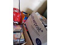 274 DVDS + BLU RAYS