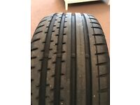 Tyre Continental Sport Contact2 205 55 16 used/new