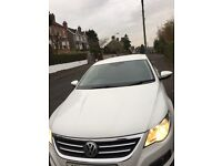 Stunning Volkswagen Passat CC 2.0TDI Bluemotion Tech GT 4 dr. Perfect condition inside and out