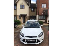 Extremely Well Kept Ford Focus 1.6 TDCi ECOnetic Titanium 5dr (Start/Stop & Keyless GO. 60+ MPG!)
