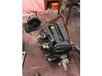 Astra 1.6 engine
