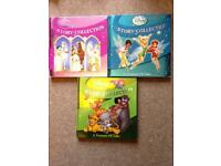 3 Disney story collection books