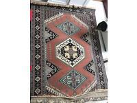 Smaller Turkish carpet