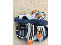 Mothercare water shoes- size 2