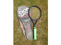 Donnay WST Tempo Tennis Racket with carry case