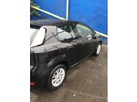 FIAT Punto Evo 2011 Plate