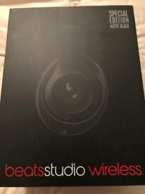 Beats Studio 2.0 Wireless headphones Matte Black