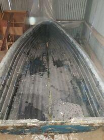 14ft Boat mould