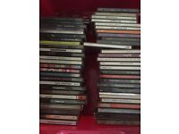 Bundle job lot collection pop dance albums for bootsale