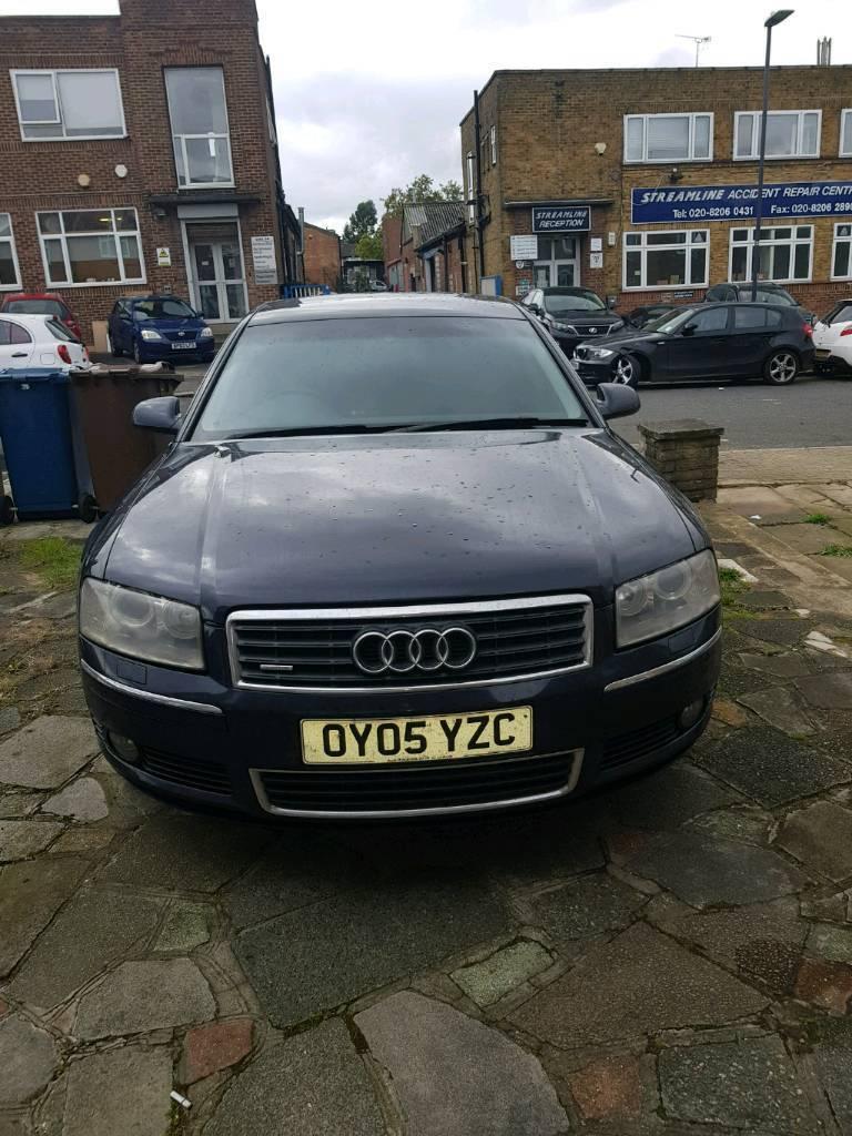 Audi A8L 4.0TDI