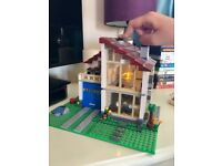 Lego Creator Family 3 in 1 House Set! 31012
