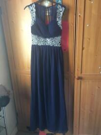Prom dress/ball gown - size 10- Quiz