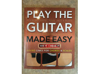 Learn the guitar book. Great to compliment a guitar gift?