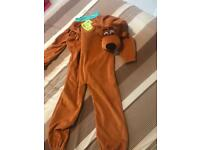 Scooby doo full body outfit
