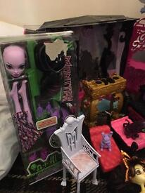Monster high job lot
