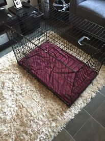 Large Dog Crate - very good condition