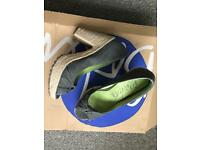 Ladies blowfish shoes size 8 worn once