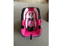 BRAND NEW GROUP 1 CAR SEAT 0-13kg