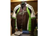 "Alpinestars motorbike jacket xl 40-42"""
