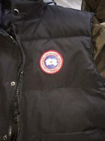 Brand new Canada goose body warmer