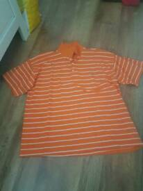 Lacoste summer polo shirt Large