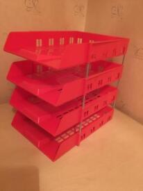 Filing Trays A4 size