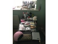 GEL NAIL EXTANSION PRODUCTS