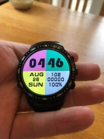 FOR SALE: Zeblaze Thor PRO 3G GPS 1.53inch Smartwatch.