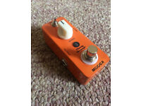 Mooer Ninety Orange Analogue Phaser Guitar Effect Pedal