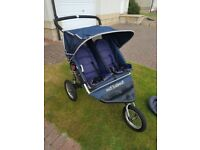Out and About 360 Double Buggy