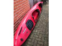 PRIJON CRUISER 2 man rigid kayaks X2