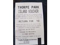 Thore park tickets