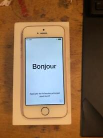 Apple iPhone SE 32GB Rose Gold Network Unlocked