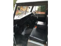 Series 3 Land Rover 2.3 diesel GALVANISED CHASSIS, FREE WHEELING HUBS , FAIRY OVERDRIVE