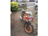 Honda cbr125r for sale urgently!!!